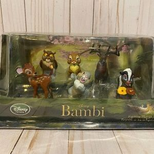 ✨Brand New! Disney's Bambi Figure Set✨